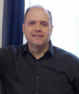 Dave Shunk, Missions Treasurer of First Christian Church