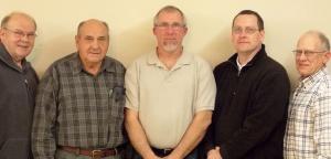 Elders of First Christian Church
